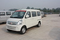 Excellent 8 Seats Petrol Mini Bus For Commercial or Carrying Passenger