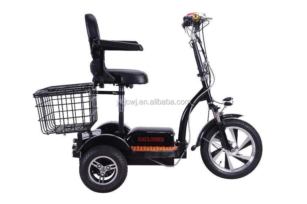 elektrische mobilit t roller mit r ckw rtsgang 48v 500w 3. Black Bedroom Furniture Sets. Home Design Ideas
