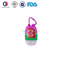 Customize quality guarantee 30ml hand gel sanitizer