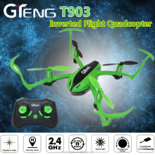 Gteng T903 3D Mini Inverted Flight 2.4G 4CH One Key Return RC Quadcopter Drone