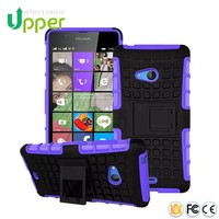 Popular hybrid armor hard plastic phone back cover cases for nokia lumia 950xl x2 808 610 asha 210 302 625 500 501 c7 c601