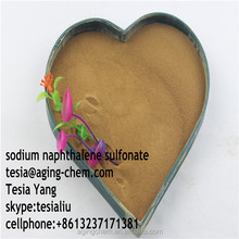 Sodium Naphthalene Sulphonate Formaldehyde concrete admixture used in construction