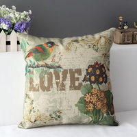 L-Series lover cushion cotton bolster Pillow Competitive price great material pretty heart shaped cushion