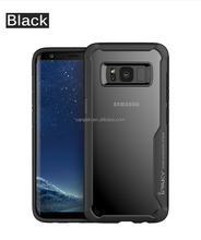 iPaky Super Series Ultra Thin HD transparent PC Case for Galaxy S8 / Galaxy S8 Plus