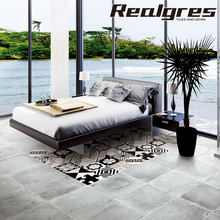Alibaba China Promotion Cement Look Rustic Floor Porcelain Tile Building materials