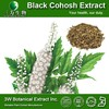 GMP&ISO Cimicifuga Racemosa P.E./Natural Black Cohosh Extracts Powder/Black Cohosh Extract