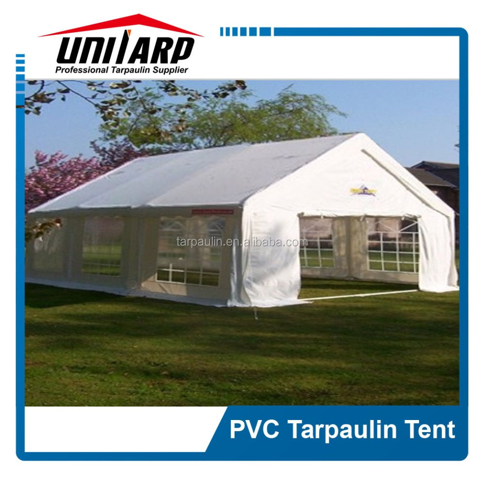 Cheap tarpaulin tent design and wedding design for tarpaulin
