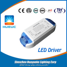 Excellent quality led strip light power supply ac dc regulated dimmable LED driver