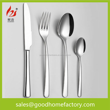 Smooth Handle Cutlery , luxury tableware , High quality spoon and fork