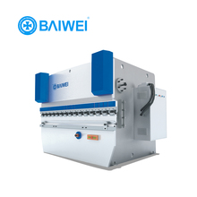 Stainless Steel/ Mild Steel Sheets Hydraulic press brake bending machine