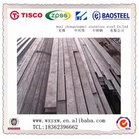 Factary price hot drawn 304 stainless steel flat bar