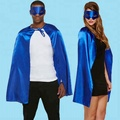 Fancy unisex adult superhero cape