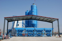 Widely Used fixed ready mixed concrete batching plant price