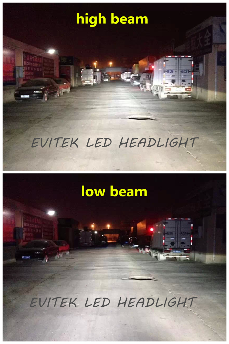Perfect Performance of Evitek LED Headlight .jpg