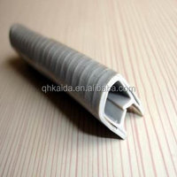Weather Resistant Flexible Rubber Plastic Edge