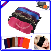 3d Airline Travel Sleep Eye Shade