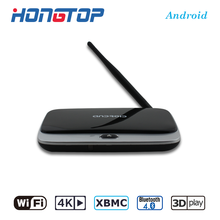 Hot sale 4k Android 5.1 RK3229 4 quad BT4.0 2+32G CS918 Android smart TV box