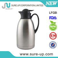 dispenser kendi double wall stainless steel vacuum coffee jug