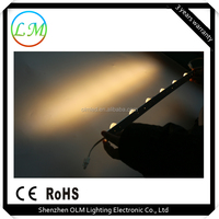 pure whiite imported C ree chip led rigid bar lighting for lighting boxes light