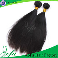 Unprocessed factory prices natural soft armenian virgin hair