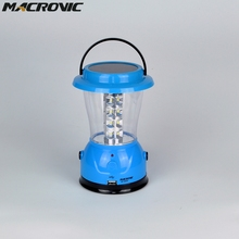 Top quality outdoor waterproof foldable solar pressure lantern