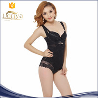 High Quality Push Up Slimming Under Garment Thong Sexy Lace Body Shaper