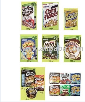 Indonesia NC0001 Nestle Instant Cereal