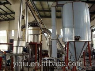 the chemical plant high speed Potassium spray dryer with atomizer