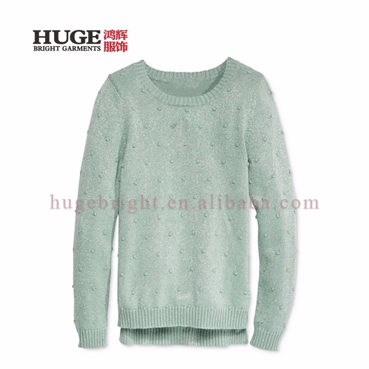 Best Design Professional Beautiful Baggy Sweaters For Girls