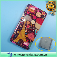 Dual Layer Combo Case Gummy TPU PC Phone Case For LG L70 Back Cover