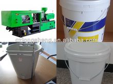 1gallon to 5gallon plastic bucket injection moulding machine