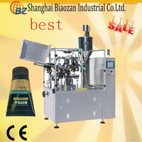 best price high quality Plastic tube Ice lolly filling sealing machine