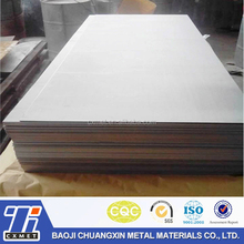 High Specification Strength Titanium Surgical Plate Price