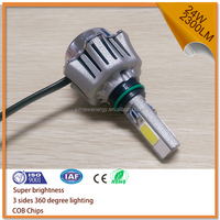 Hot selling led motorcycle headlight high bright