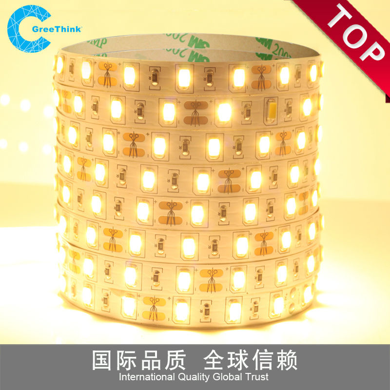 long life save energy smd5730 60leds IP33 12v warm white led lighting