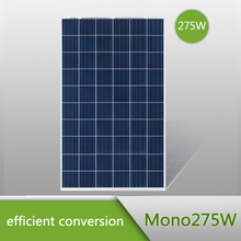High quality mono solar panel, mono solar modules 275W
