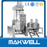 Supply SXJ-50 Planet mixer and heating machine for ceramic slurry producing with bridge type of lifetime's maintanin