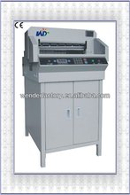 Professional manufactuer 480VS+ update WD-4806R 18inch 60mm thickness Small office Program-control Electric Paper Cutter