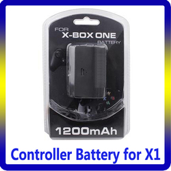 NEW Design for xbox one Rechargeable Controller Battery Pack 1200mAh Lithium Battery for X-box one Controller