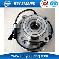 High precision auto wheel hub bearing DAC4379w
