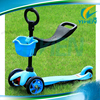 3 in 1 baby mini scooter, O bar kick scooter for children