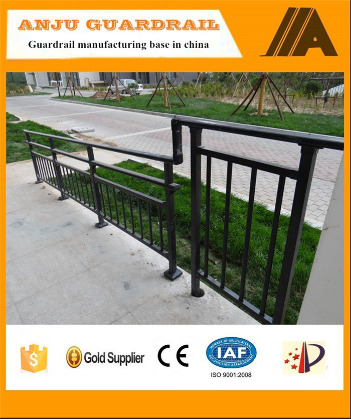 Hot Sale and Durable Removable Stair Handrail AJ-Stair Handrail 001