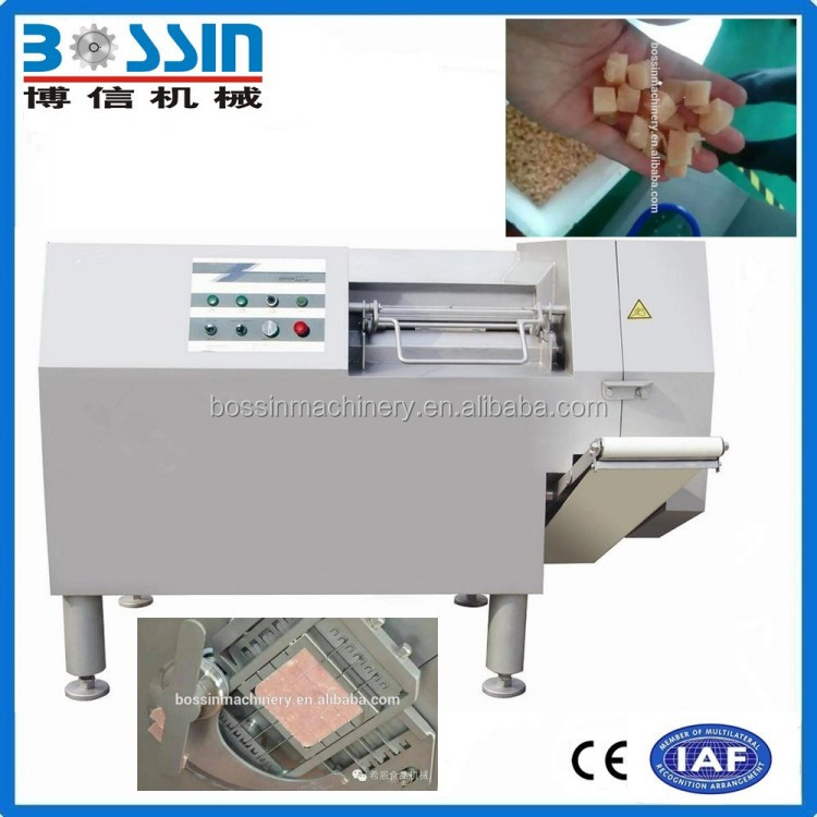 2016 Electric cook meat slicer cutter mangler machines