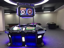Touch screen Operating mode casino luxury electronic roulette table machine betting terminal fobt roulette slot machine