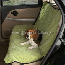 Soft Quilted Pet Car Seat Cover