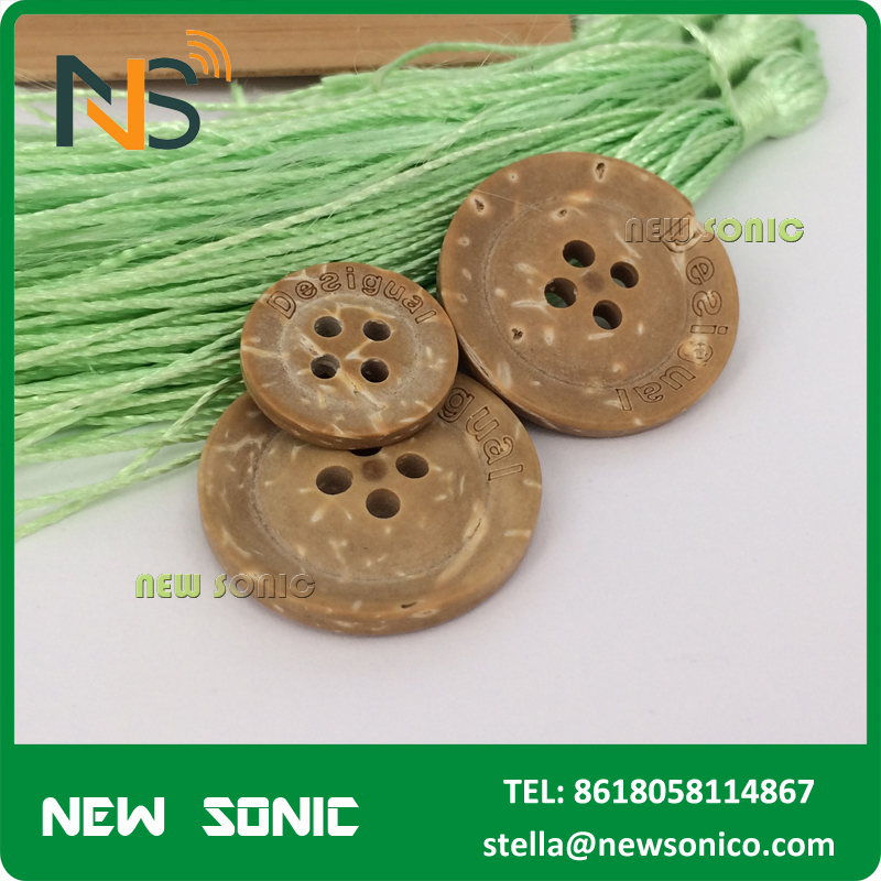 China Manufacturer Fashion Clothing Accessories Buttons Pressure Quality Assurance