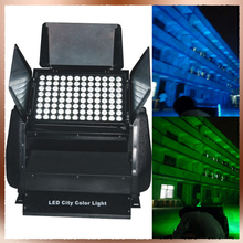 96pcs 12W outdoor led city color light