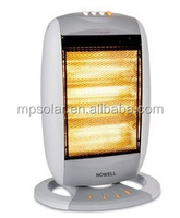 halogen heater 3heating bars 1200w high efficiency and energy saving