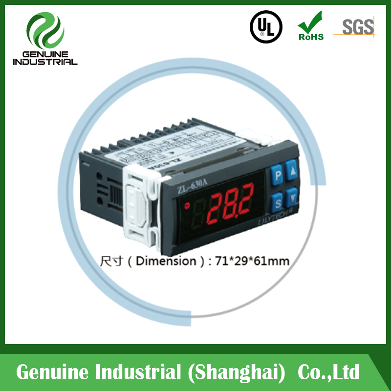 RS 485 24V Cool/heating Temperature Controller