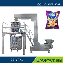 BAOPACK VP52 bubble gum packing machine